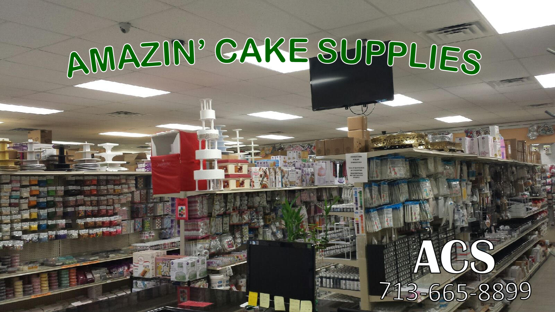 Amazing cake supplies Decorating items shop near me